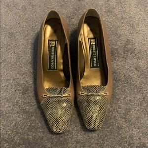 Made in Italy - Roberto Capucci Size 9